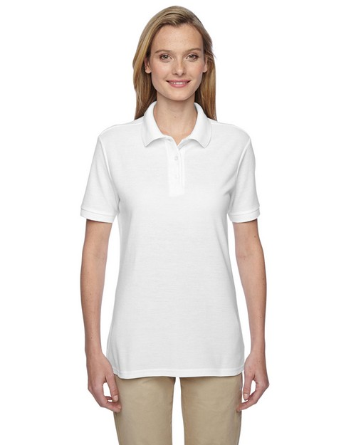 Jerzees 537WR Ladies 5.3 oz. Easy Care Polo Shirt