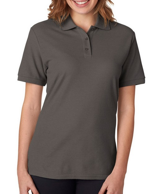 Jerzees 537W Ladies Easy Care Polo Shirt