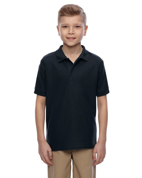 Jerzees 537YR Youth Easy Care Polo