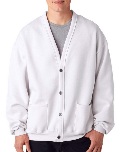Jerzees 773 Adult NuBlend Cardigan