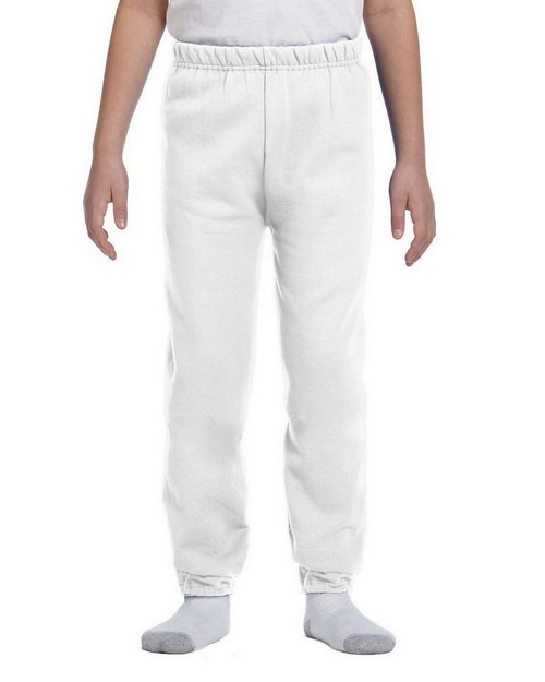 Jerzees 973B Youth 8 oz.; 50/50 Sweatpants