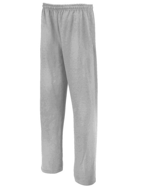 Jerzees 974MP 8 oz.; 50/50 Open Bottom Fleece Pant