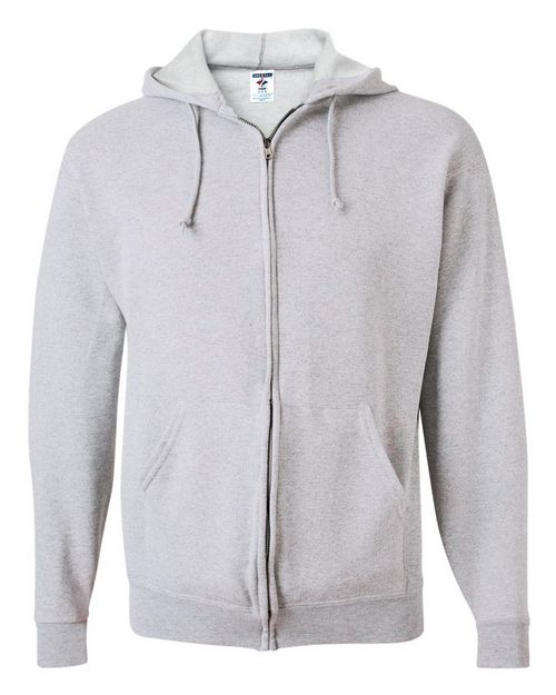 Jerzees 993MR NuBlend Full-Zip Hooded Sweatshirt