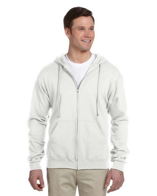 Jerzees 993 8 oz.; 50/50 Full-Zip Hood
