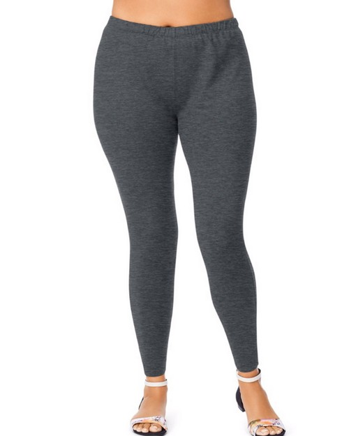 Just My Size OJ255 Stretch Cotton Jersey Womens Leggings