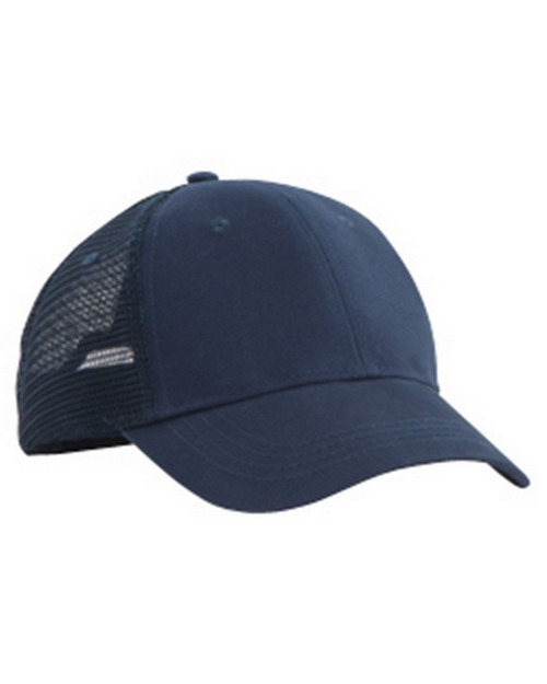 Kc Caps KC6420 Cotton Twill Mesh Back Trucker Cap