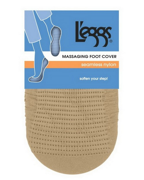 L'Eggs 03925 Seamless Nylon Foot Cover