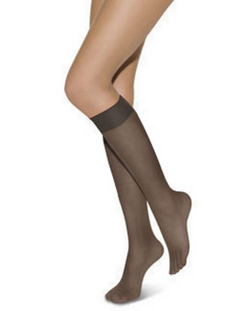 L'Eggs 15208 To Go Women's Regular Knee Highs (Pack pf 3)