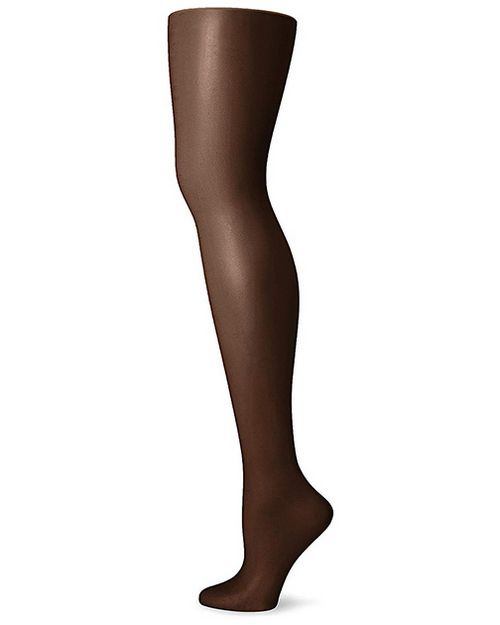 L'Eggs 20119 Silken Mist Control Top Panty Hose 2 Pair Pack
