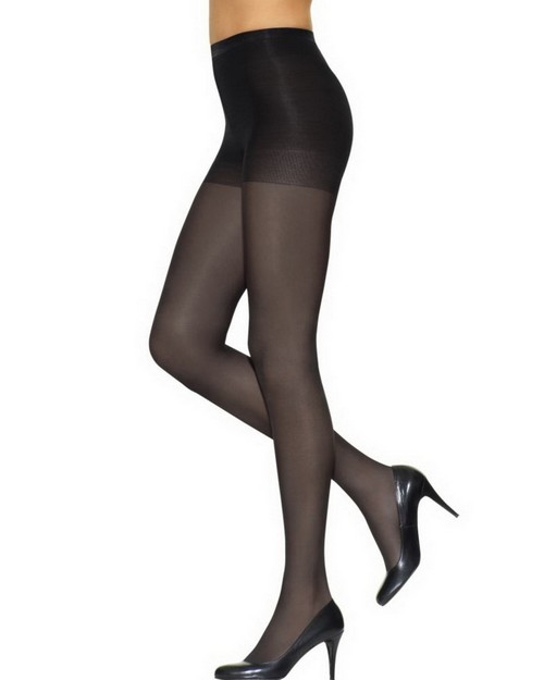 L'Eggs 76000 Silken Mist Control Top Semi Opaque Leg Enhanced Toe Pantyhose