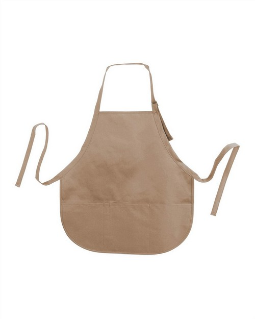 Liberty Bags 5507 Sara AS3R Cotton Twill Apron Forest