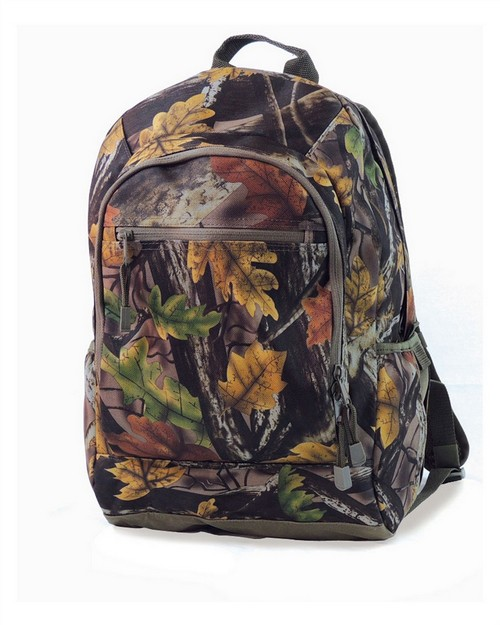 Liberty Bags 5565 Sherwood Camo Backpack