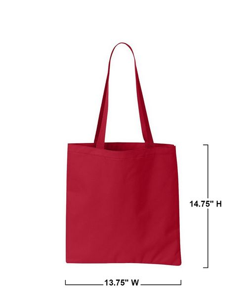 Liberty Bags 8801 Small convention Tote