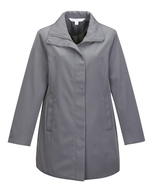 Lilac Bloom LB2988 - Katherine-Women's Woven Trench Coat by Tri-Mountain
