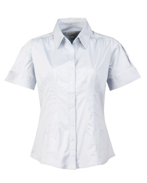 Lilac Bloom LB755 - Ashley-Women's Short Sleeve Woven Shirt by Tri Mountain