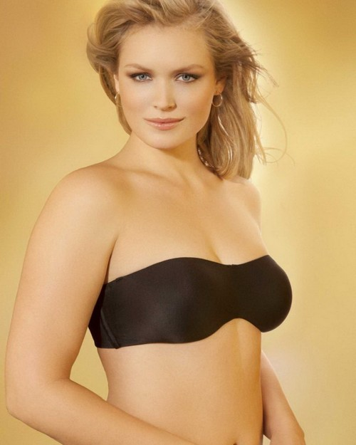 Lilyette 0939 Tailored Strapless Minimizer Bra