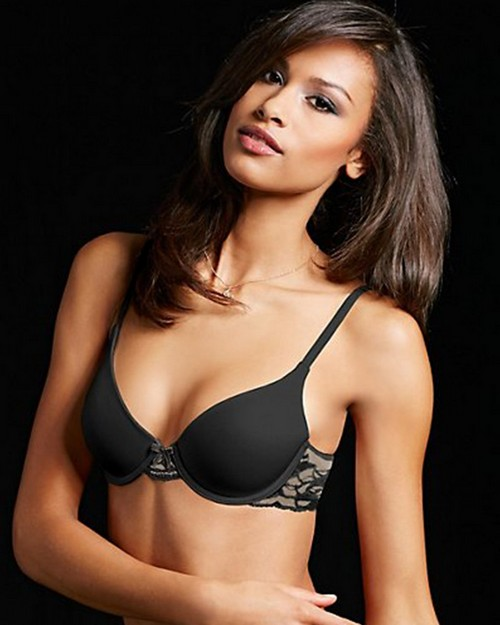 Maidenform 09441 Comfort Devotion Embellished Demi Bra
