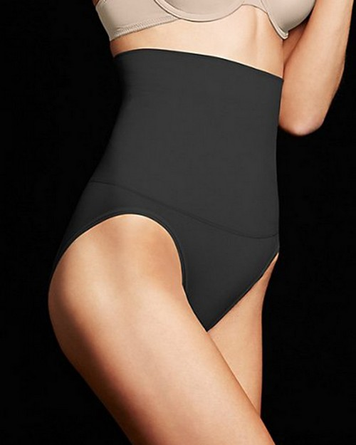 Maidenform 12553 Control Waisters Hi Waist Brief