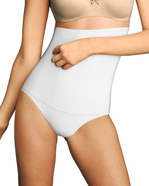 Maidenform 1854 Fat Free Dressing Hi-Waist Brief