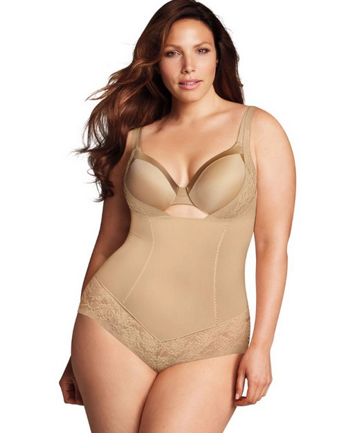 Maidenform DM1025 Firm Foundations Curvy Wyob Bodybriefer