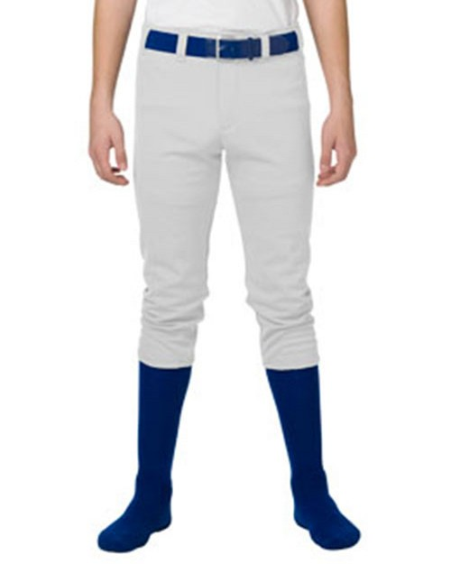 Majestic 857Y Youth Belted Pro-Style Baseball Pant