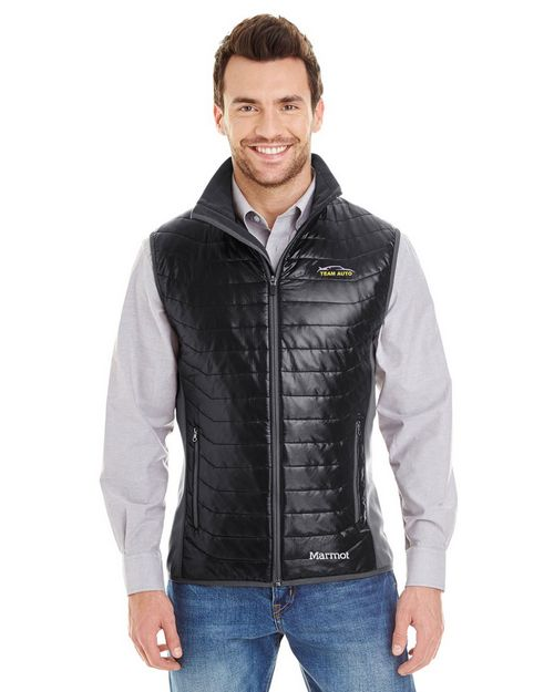 Marmot Custom Logo Embroidered Variant Vest - For Men