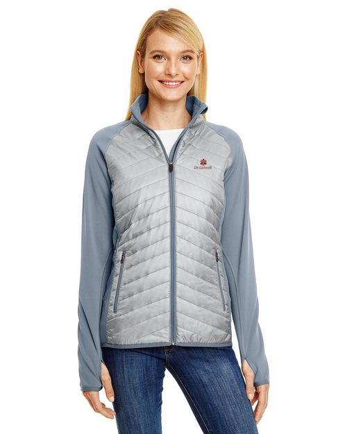 Marmot Logo Embroidered Variant Jacket - For Women