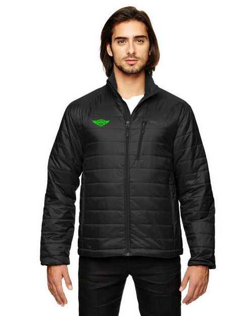 Marmot Logo Embroidered Calen Jacket - For Men