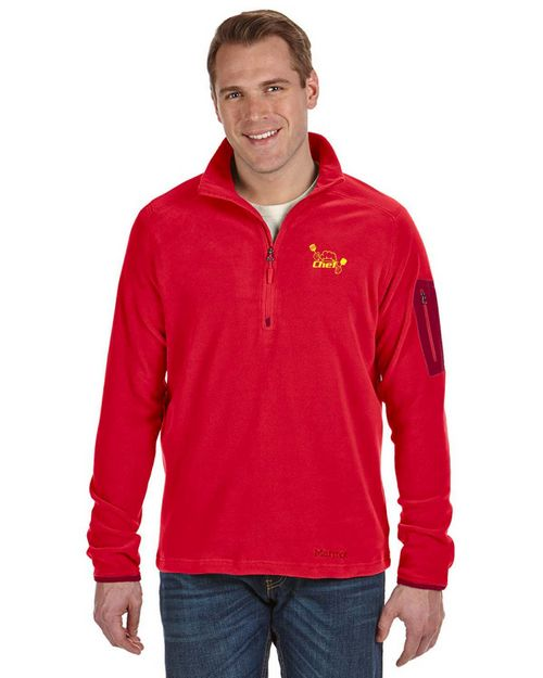 Marmot 98130 Reactor Half Zip - For Male
