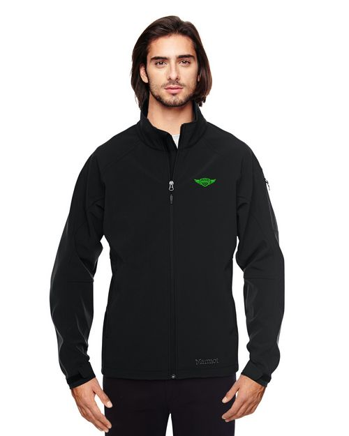 Marmot Logo Embroidered Gravity Jacket - For Men