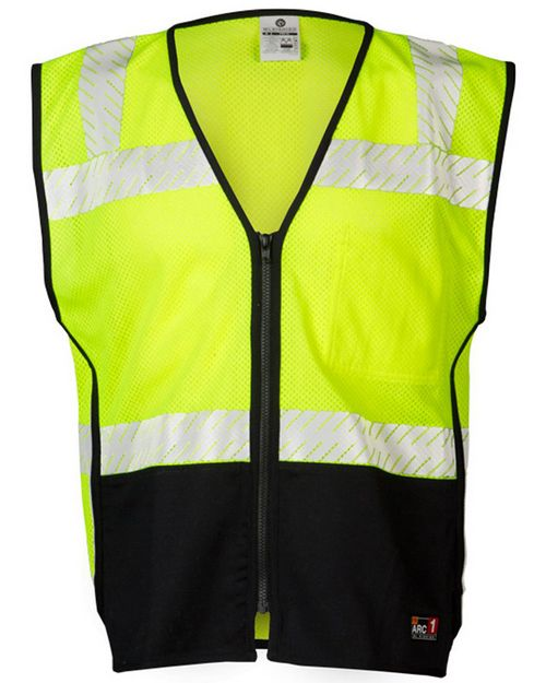 Ml Kishigo FM410 FR Breathable Reflective Mesh Vest