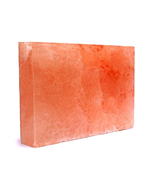 Natures Artifacts Himalayan Rock Salt Cooking Slab - Thick (12x8x2)