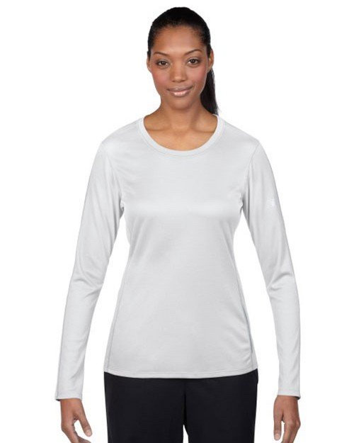New Balance 9119L Tempo Ladies Performance Long Sleeve Tee