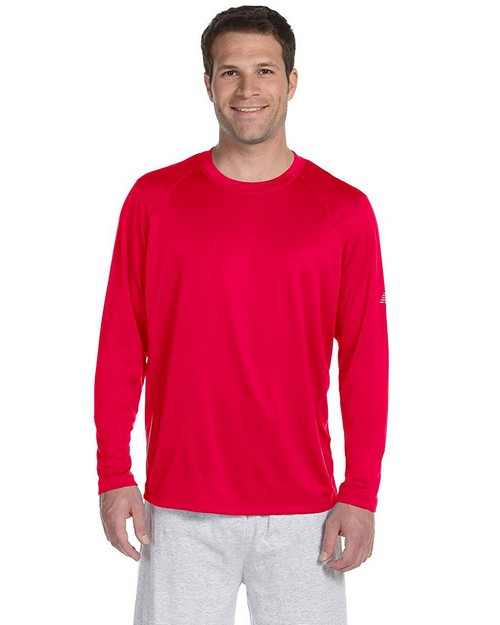 New Balance 9119 Tempo Mens Performance Long Sleeve Tee