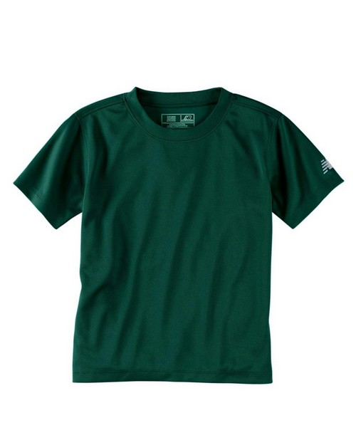 New Balance N7118B Youth Ndurance Athletic T-Shirt