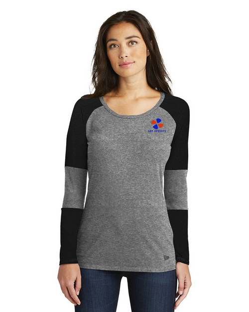 New Era LNEA132 Baseball T-Shirt - Women