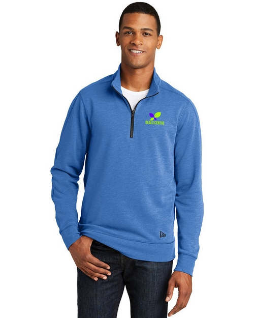 New Era NEA512 Tri Blend Pullover - For Men