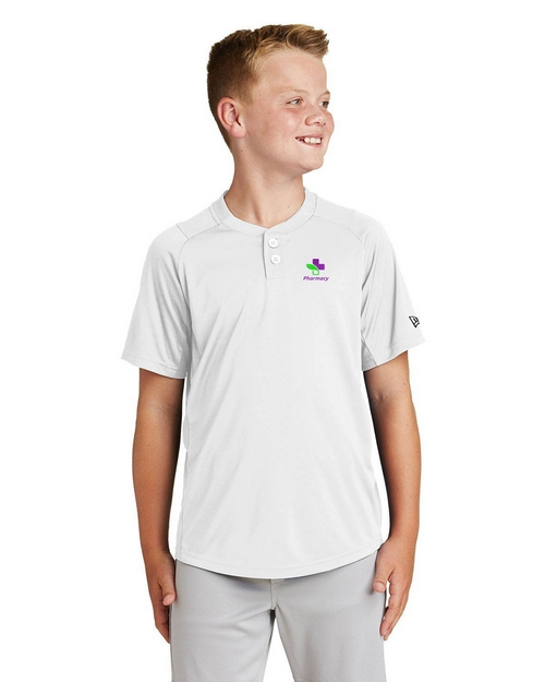 New Era Two Button Jersey - For Boys