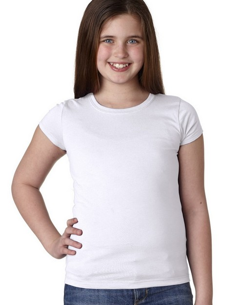 Next Level 3710 Girls Princess Tee