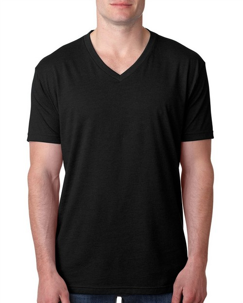 Next Level 6240 Mens Premium CVC V-Neck Tee