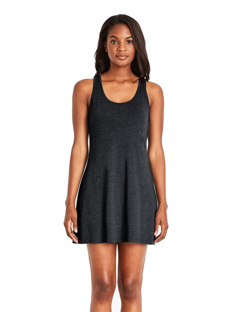 Next Level 6734 Ladies Triblend Racerback Tank Dress