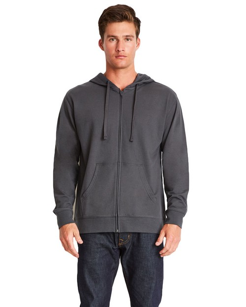 Next Level 9601 Adult French Terry Zip Hoody