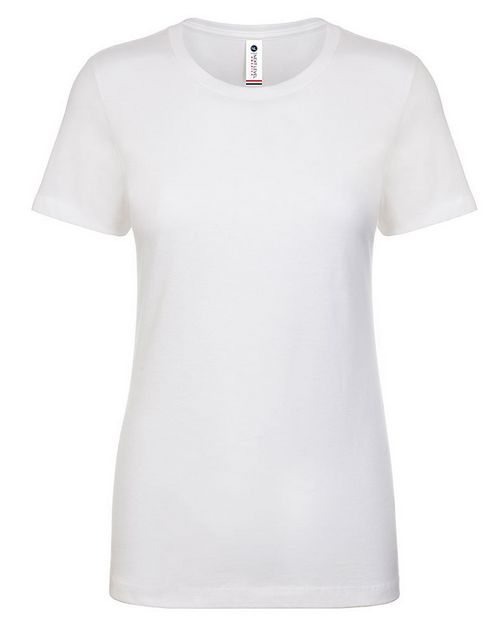Next Level NL3900A Womens USA Boyfriend T-Shirt