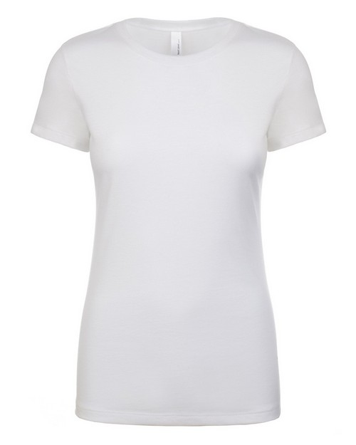 Next Level NL6000L Ladies Poly/Cotton Tee