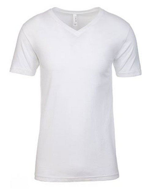 Next Level NL6240 Mens Premium Cvc V-Neck Tee