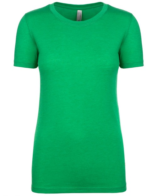 Next Level NL6710 Ladies Tri-Blend Tee