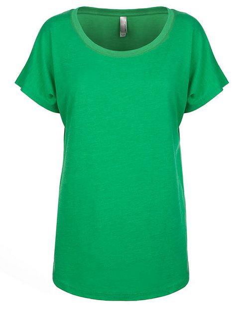Next Level NL6760 Ladies Tri-Blend Dolman