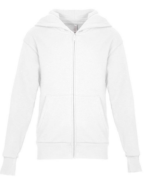 Next Level NL9103 Youth Zip Hoodie