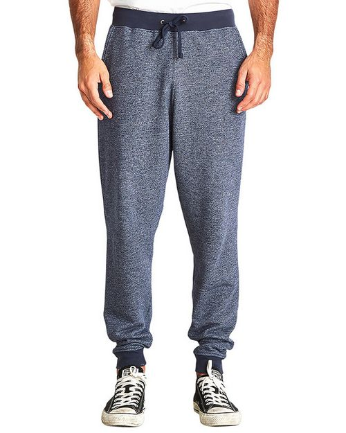 Next Level NL9800 Mens Denim Fleece Jogger