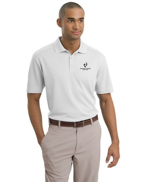 Nike Golf Dri-FIT Classic Custom Logo Embroidered Polo Shirt - For Men